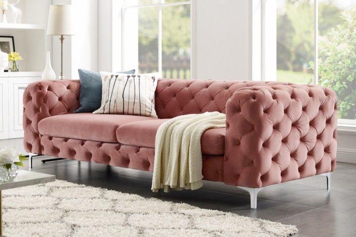 Sofa Barocco altrosa aksamitna 240 in 2020   Modernes sofa ...