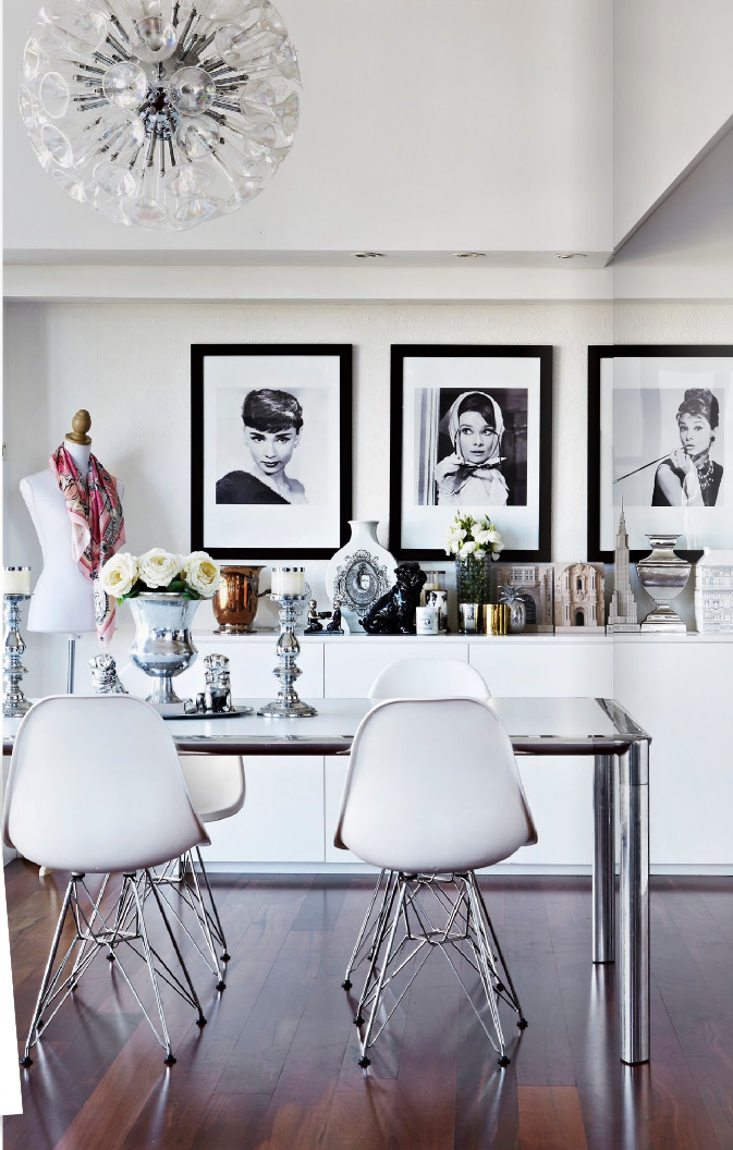 The Home Of Fashion Illustrator Megan Hess. Buffet Table DecorationsOffice  SpacesLoft OfficeOffice WorkspaceDining Room DesignDesign ...