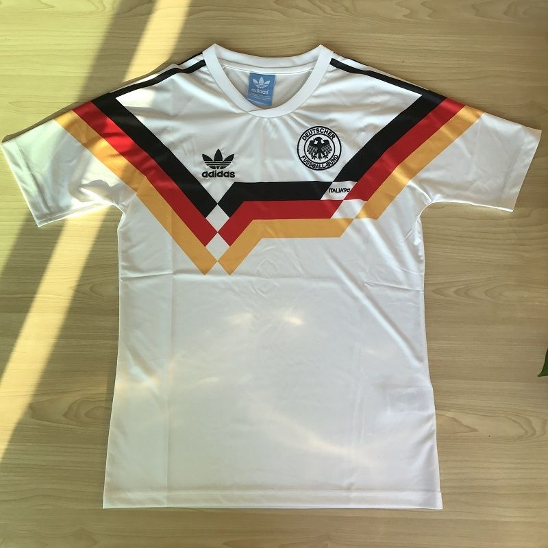 Germany-White-Adidas#Yupoo makeup #cosmetic #Jersey | Jersey | Mens