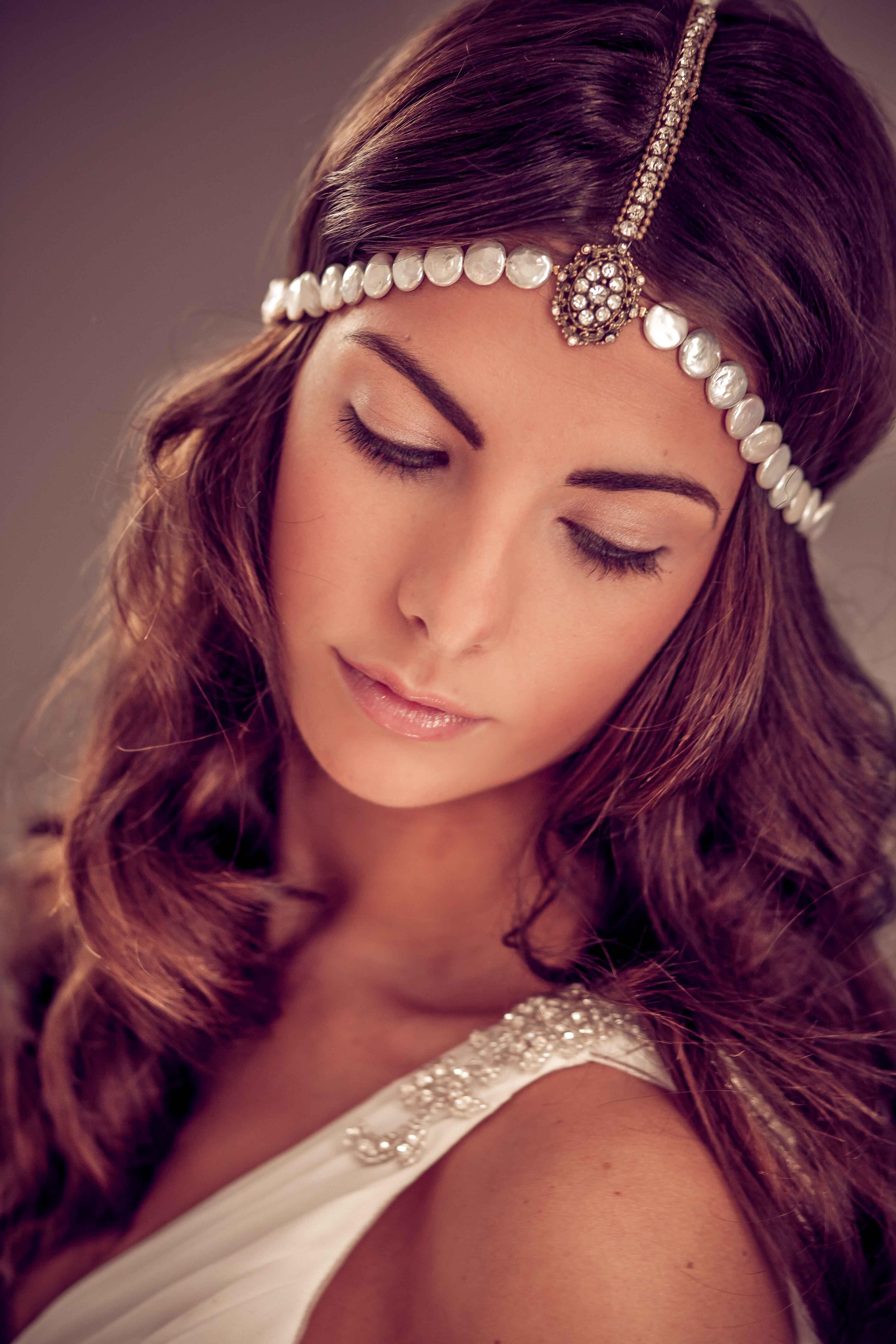 Arabian Headpiece Jewelry