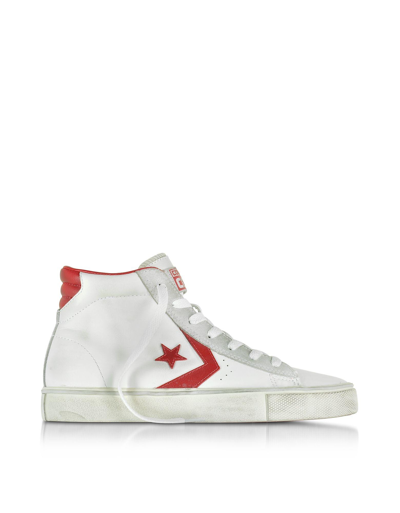 Paillettes Vulc Pro Cuir - Chaussures - Bas-tops Et Baskets Converse ma6TzhxaT
