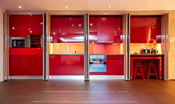 Cocinas ocultas arquitectura cocina - Cocinas ocultas ...