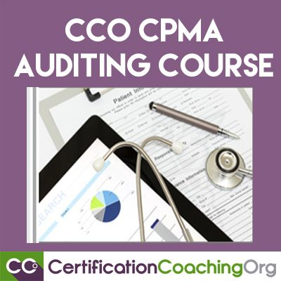 Understanding CCO CPMA Auditing Course - What is Medical Auditing ...