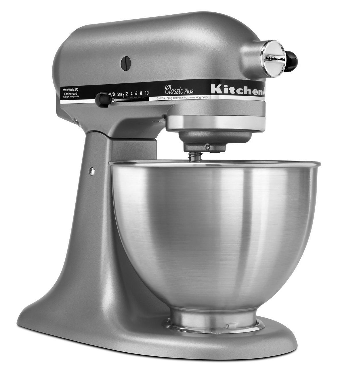 The Tilt Head Feature And Generous 4 1 2 Quart Capacity Make The Kitchenaid Stand Mixer The Ultimate In User Kitchen Aid Kitchen Aid Mixer Kitchen Stand Mixers