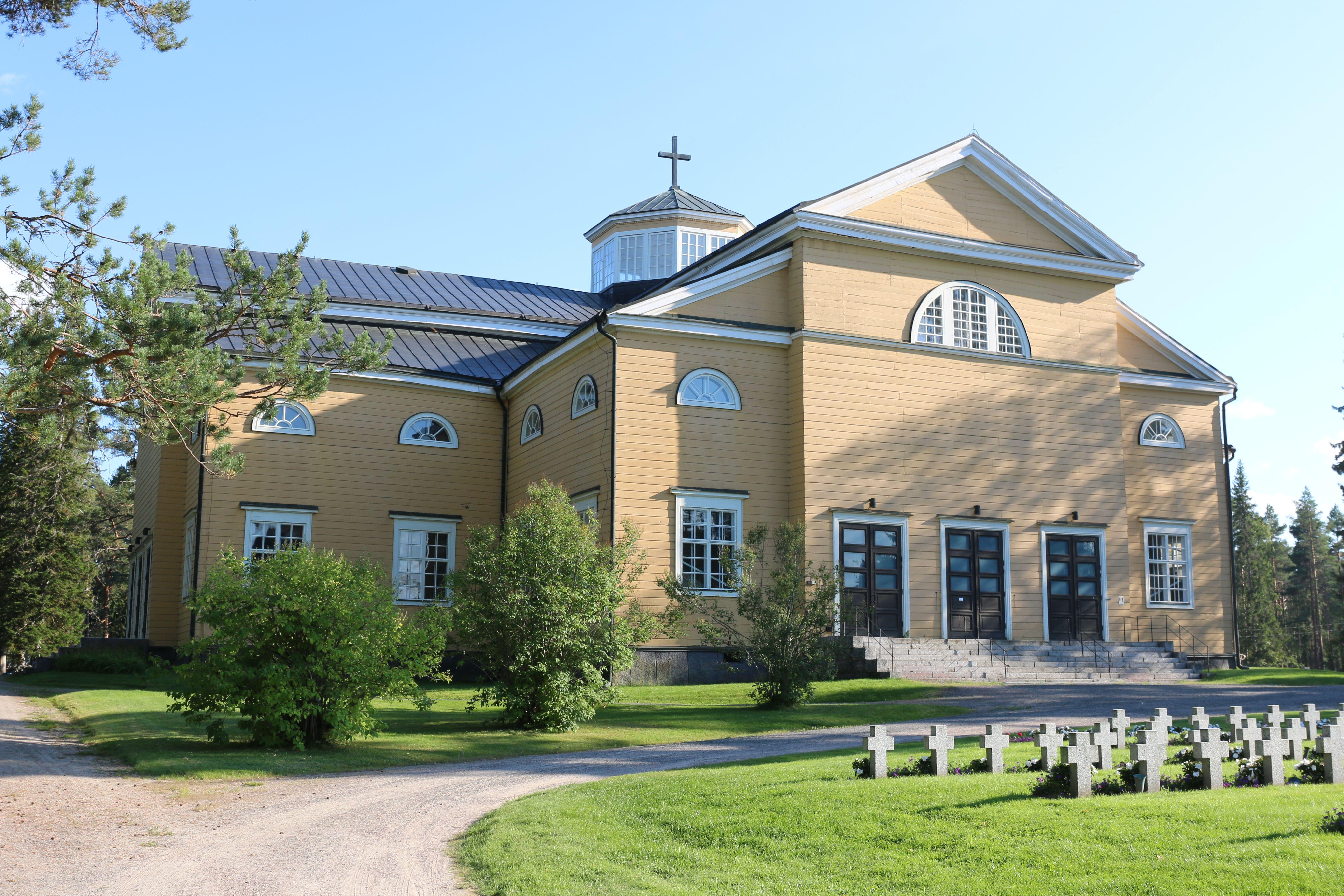 Mäntyharjun kirkko
