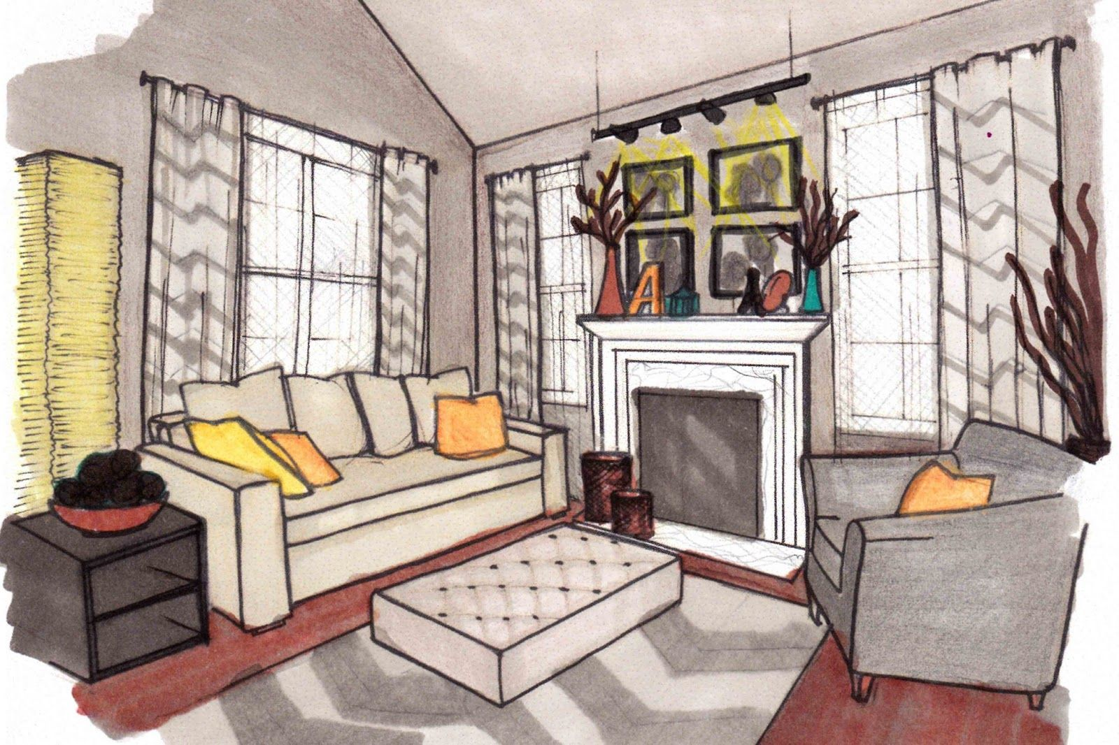 Interior Design Associate Degree Spectacular Online R99 In