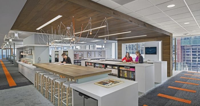 Office Tour Kraemer Design Group Offices Detroit Workplace Simple Office Design Group