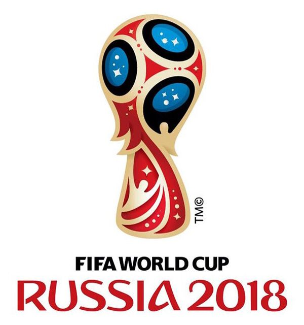 Image result for russia world cup logo