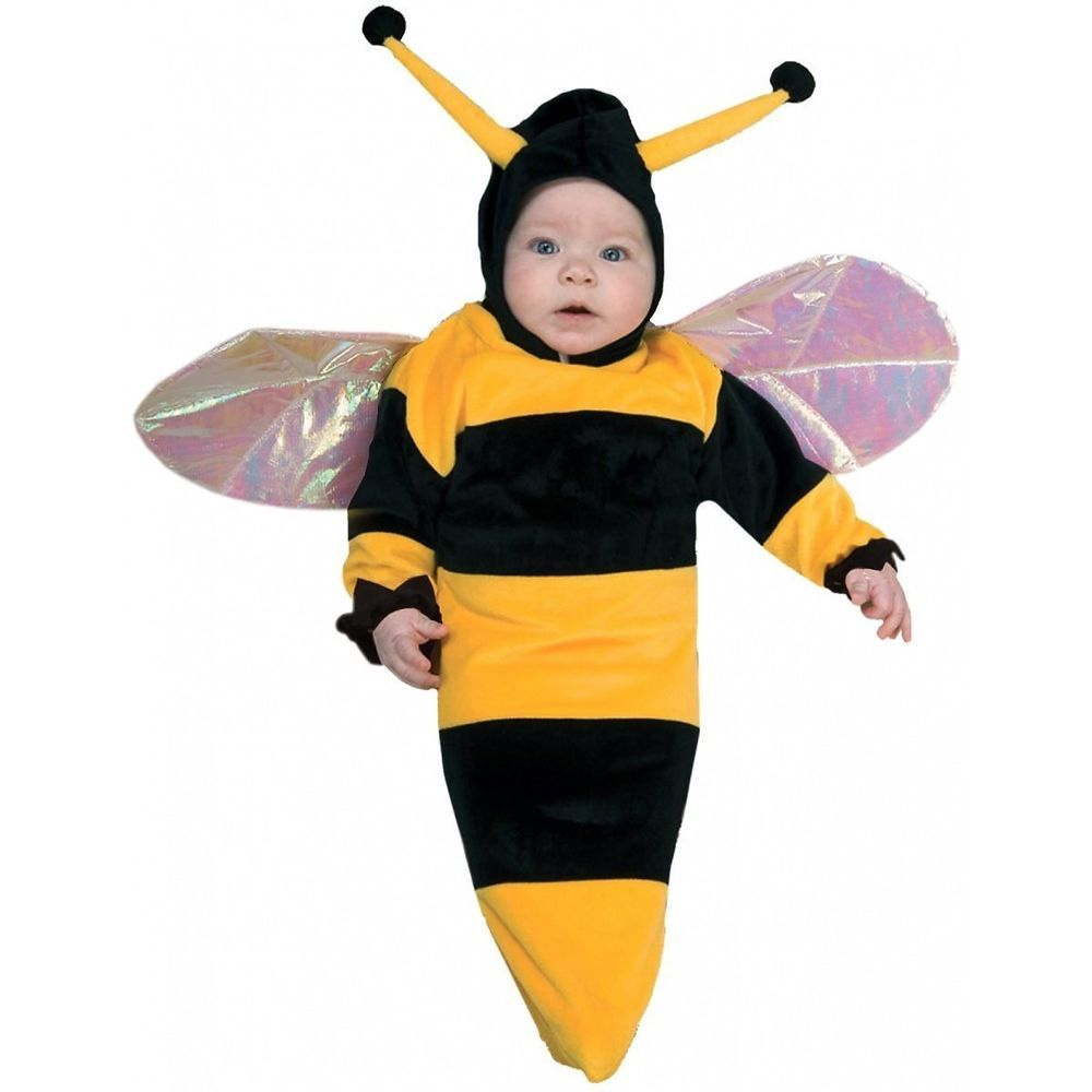 Lil Bumble Bee Baby Infant Costume - Newborn 0-9 months -delivery within 3  sc 1 st  Pinterest & Lil Bumble Bee Baby Infant Costume - Newborn 0-9 months -delivery ...