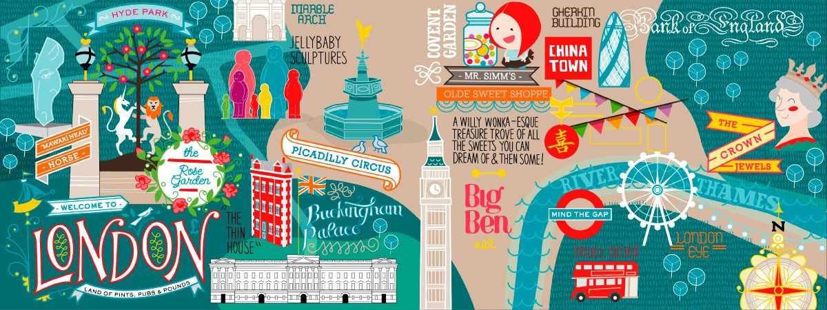 travel maps london land of pints pubs and pounds by robyn mitchell