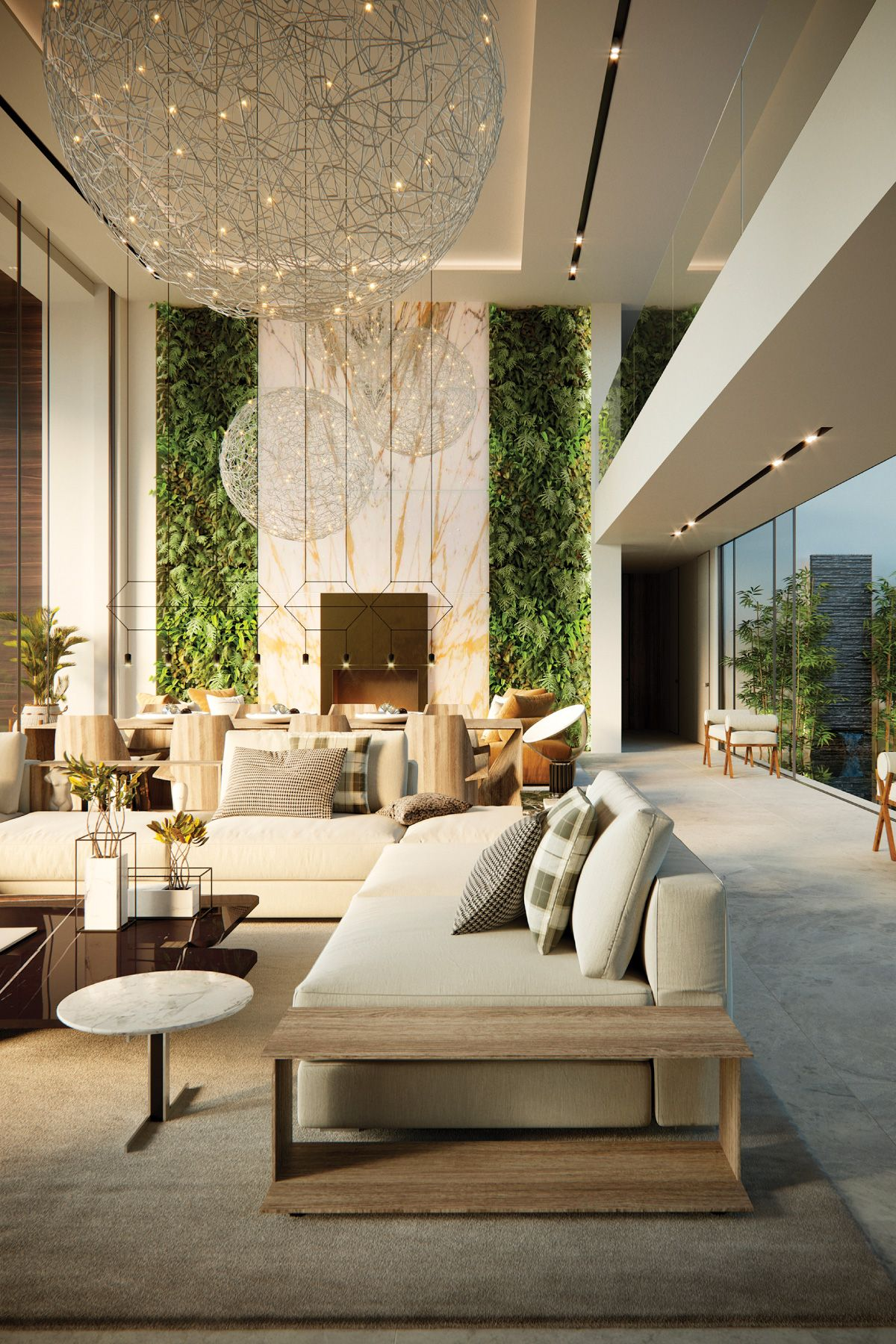 fil de fer in a contemporary asian style concept on amazing inspiring modern living room ideas for your home id=80962