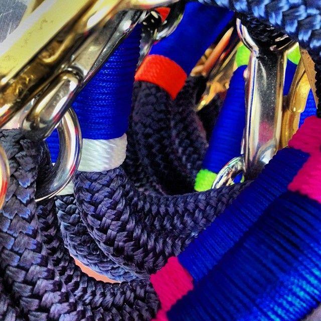 Cobalt Blue Made In Maine Ropes Bracelets Only At Springer S