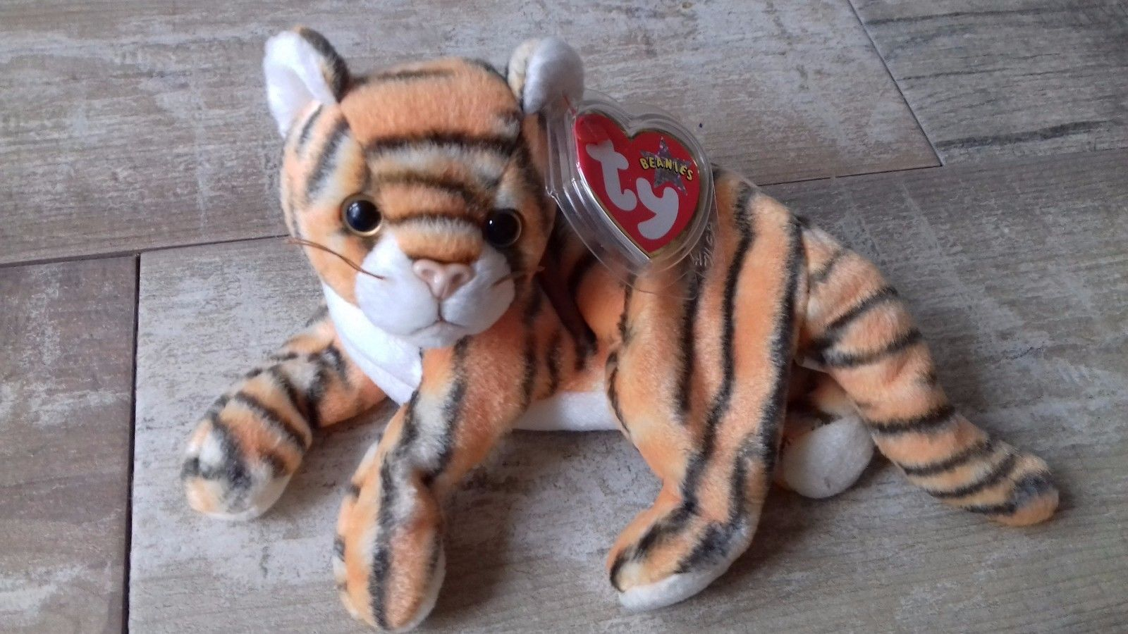 Ty Beanie Babies big cat 584bc95665e