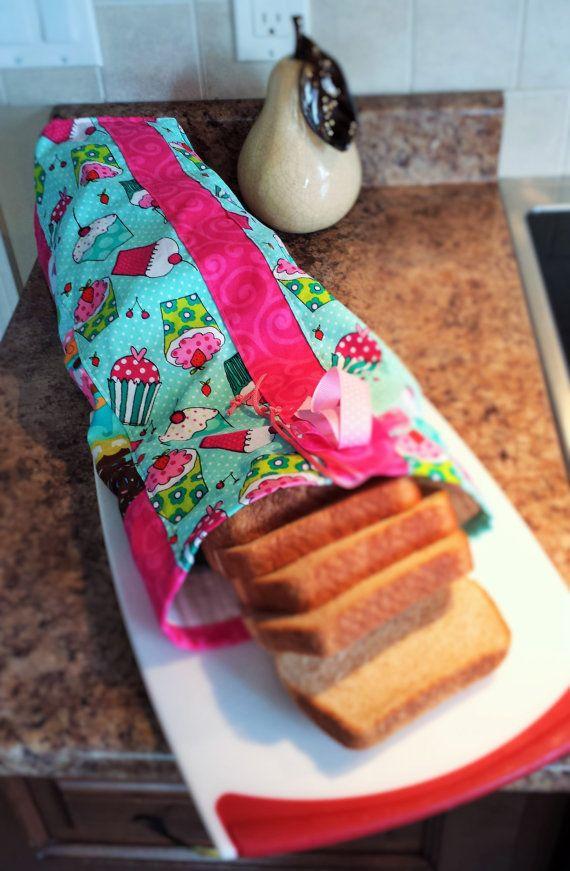 Bread bag, large, reversible, ecolo