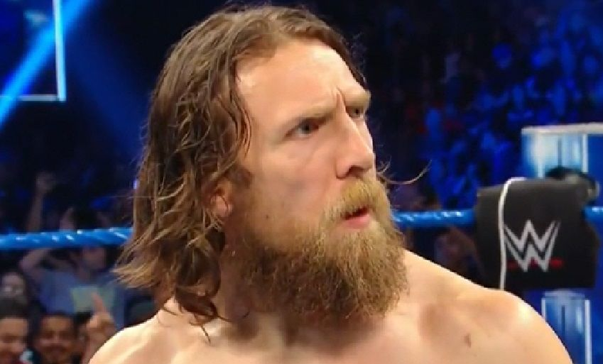 Wwe Feared The Worst After Scary Spot For Daniel Bryan On Smackdown Live Daniel Bryan Wwe Randy Orton Wwe