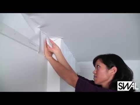 Tout Sur Le Plafond Tendu Et La Toile Tendue Murale Un Systeme Exclusif Et Original Plafond Tendu Toile Tendue Murale Plafond
