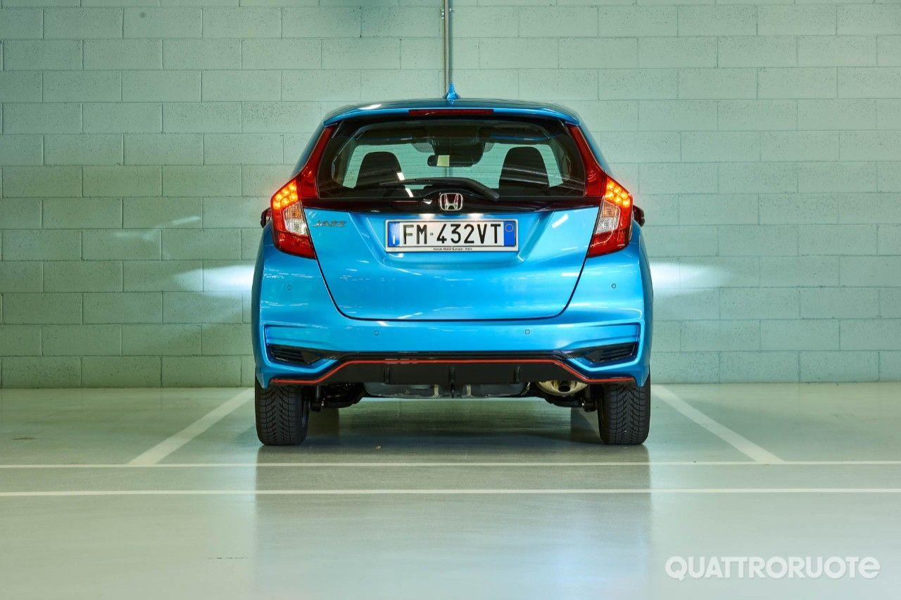 Honda Jazz Prova e Opinioni La Prova Della 1.5 IVtec