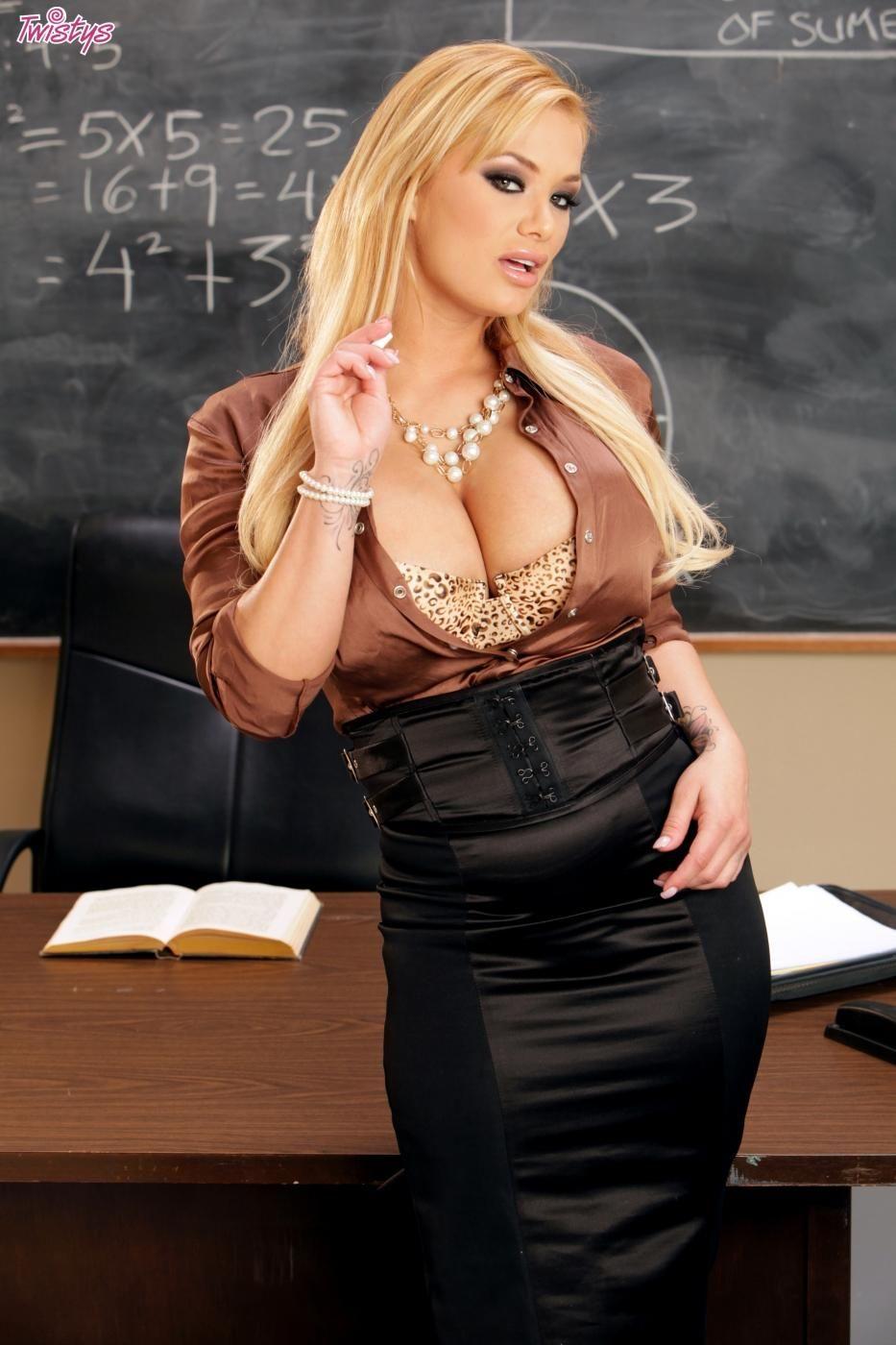 Was and Shyla stylez teacher