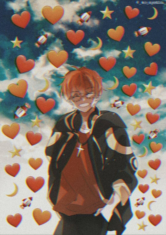 707 Mystic Messenger Wallpaper Mystic Messenger Mystic Messenger 707 Aesthetic Anime