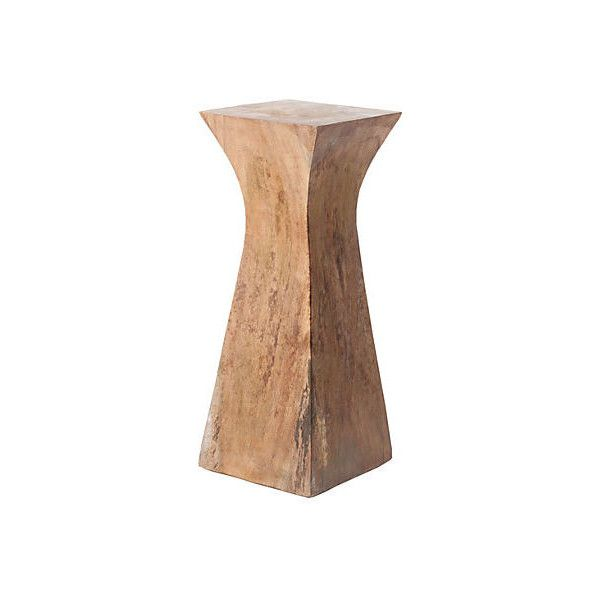 pedestal c pedestals display wooden wood pedestalssub