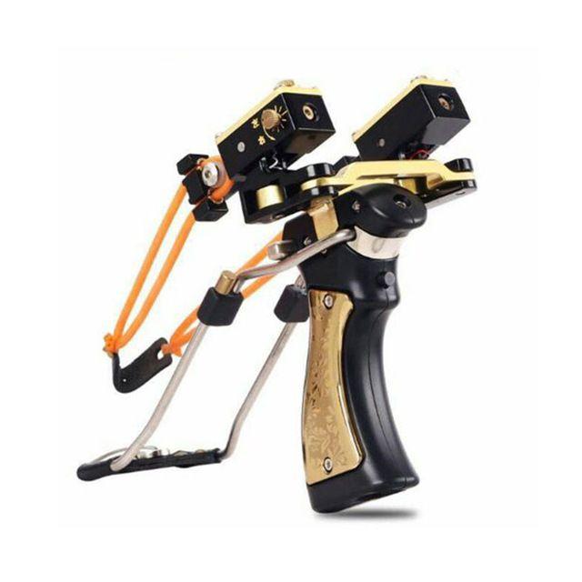 Wrist Rest handle Catapults Slingshots Caccia Fionde Arrows hunting slingshots