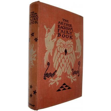 The Arthur Rackham   Fairy Book / アーサー・ラッカム  「妖精の本」 #BOOK