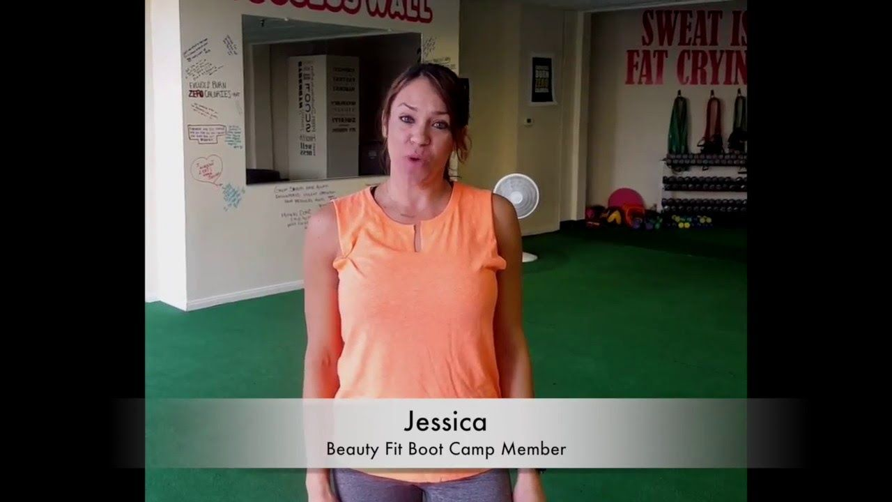 Boot camp member jessica tells how our program has helped