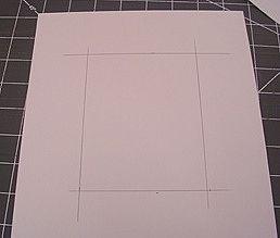 How To Make A Photo Mat Frame Matting Diy Photo Matting Diy Picture Frames