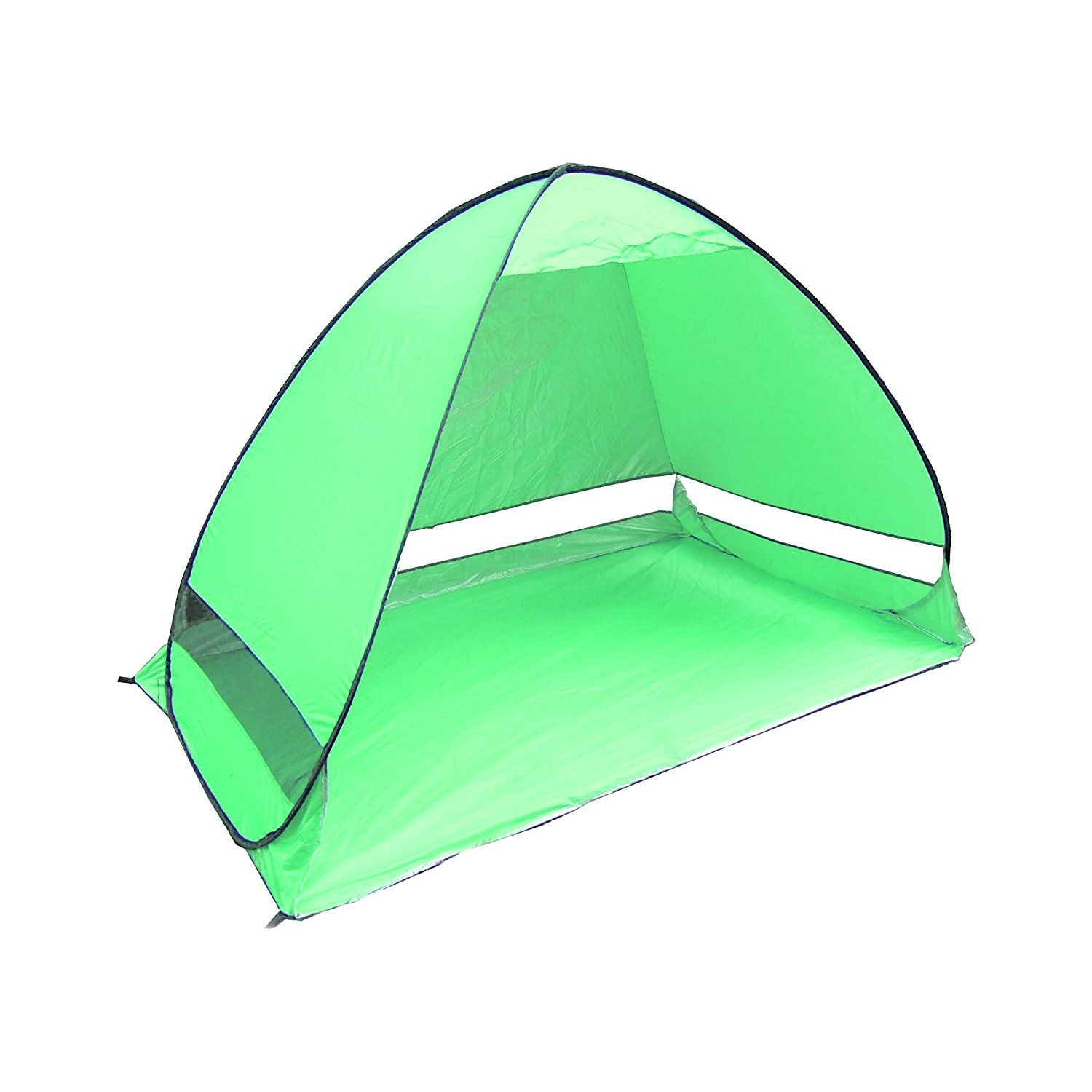Pop Up Beach Tent Automatic Camping Anti-UV Outdoor Fishing Canopy 2~3 People