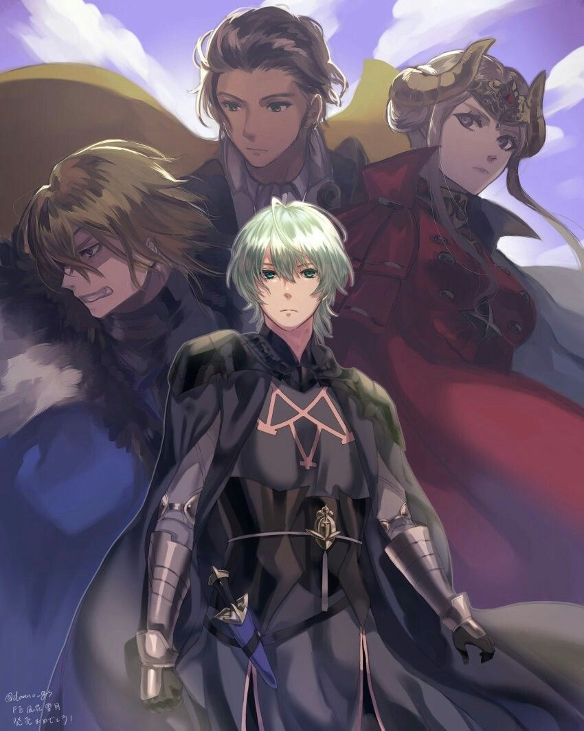 Fire Emblem Three Houses Fire emblem wallpaper, Fire