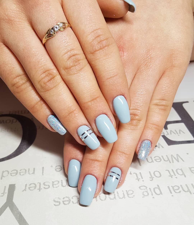 Paznokcie Nails Naturalsnails Nailartist Newnail Bestnails Manicurehybrydowy Manicure Manicurekombinowany Mani Topnails Glamournails Semil Nails Manicure Mani