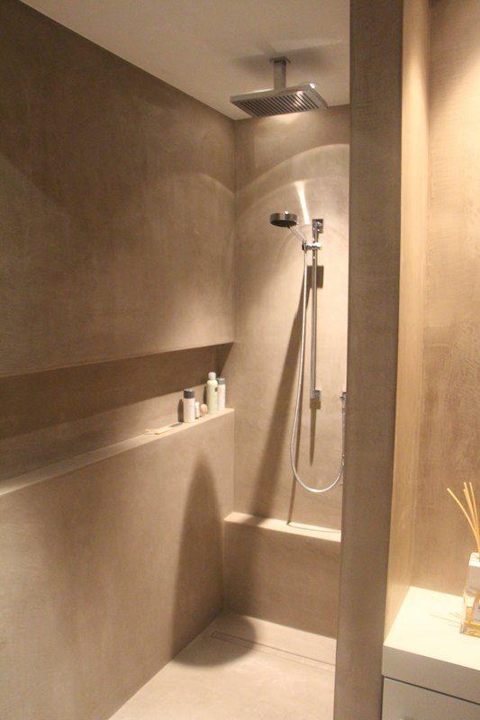 Badkamer nieuwbouw - Texture Painting - Alle Mortex toepassingen en ...