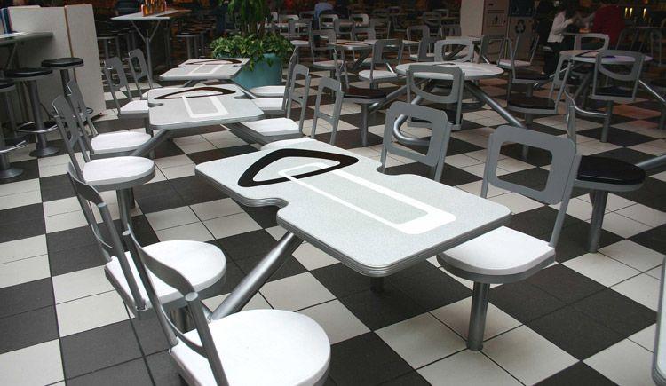Muebles para comedores industriales blog moblibar for Muebles para comedores industriales