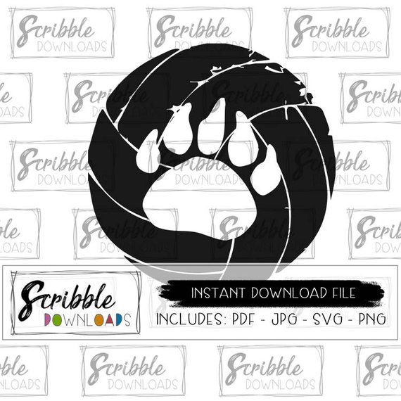 Volleyball Face Mascot Cup Home Decal Vinyl Sticker 5 X 5 inches Exterior Accessories
