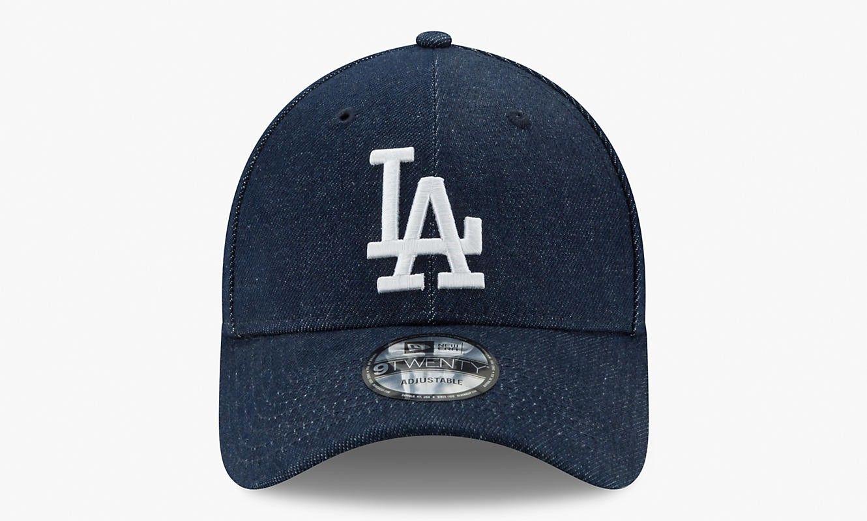 Levi S X New Era Mlb Baseball Cap Los Angeles Dodgers Dark Wash Modesens Mlb Baseball Caps Baseball Cap New Era