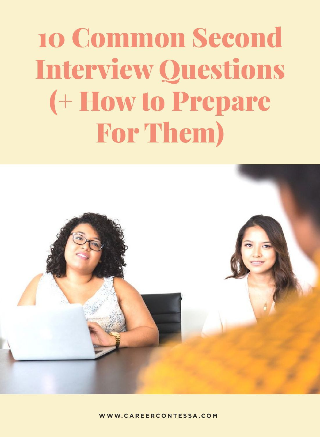 10 Common Second Interview Questions (+ How to Prepare For ...