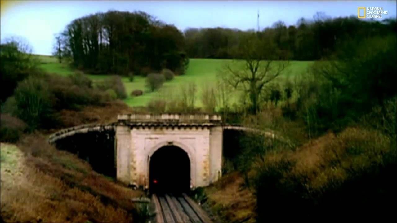 Gigante da Engenharia - Túneis