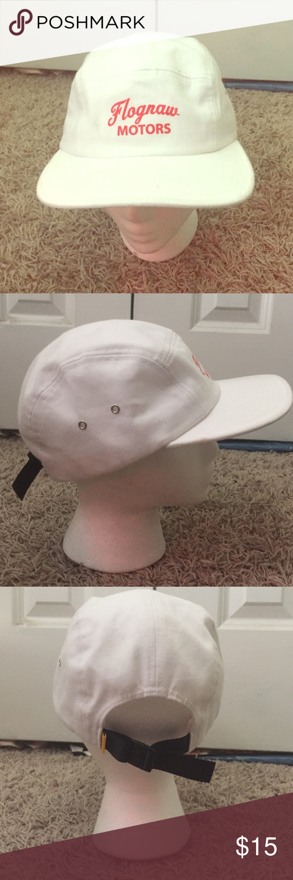 6ca3ef02f2a77d Golf · OFFICAL TYLER THE CREATOR FLOGNAW MOTORS HAT - NEW never worn! great  condition. from