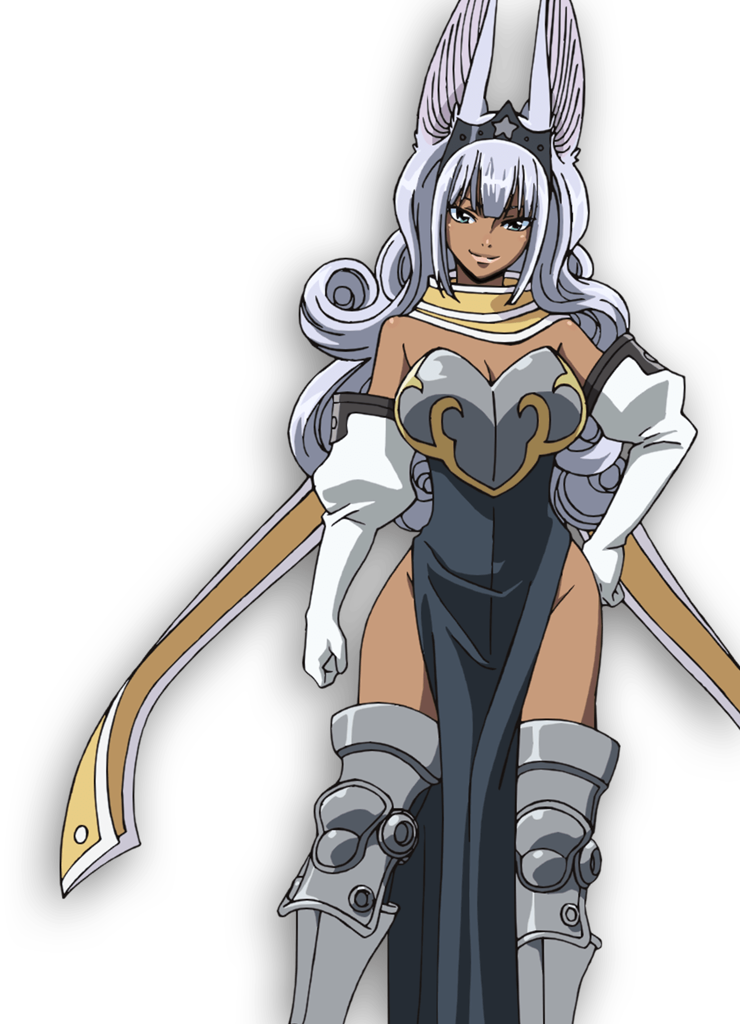 Swan from Fairy Tail Dragon Cry. Fairy tail girls