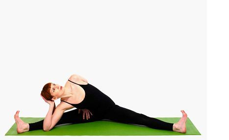 top six new moves for deeper core strength  yin yoga