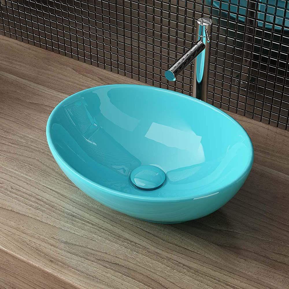 Waschbecken24 Design Keramik Aufsatzwaschbecken Waschschale Handwaschbecken Gaste Wc Top A99hb Geschenksachen Geschenkideen Handwaschbecken Gaste Wc
