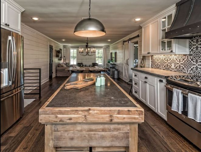 11+ Great Ideas for Modern Barndominium Design to Inspire You #barndominiumideas