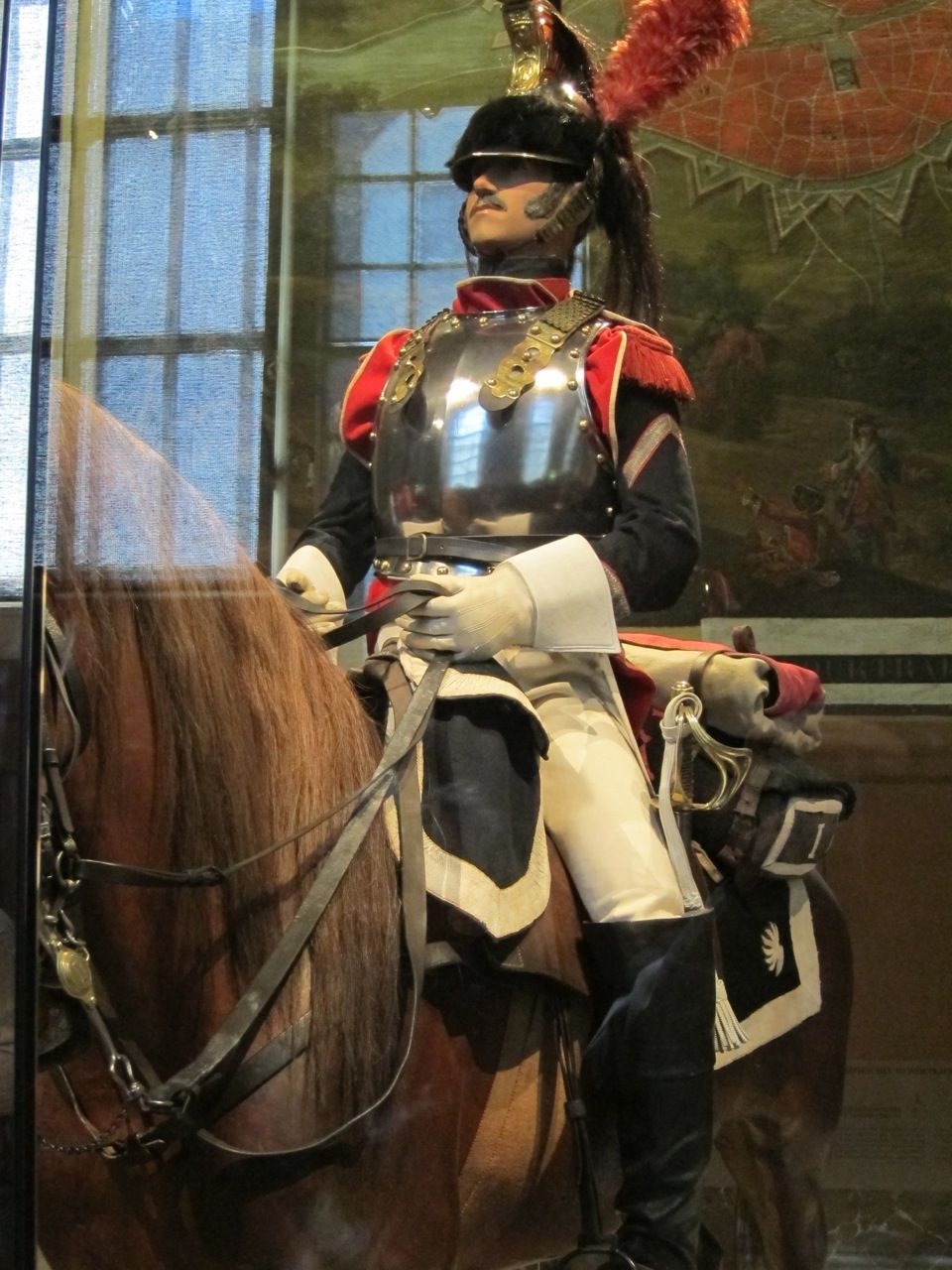 Marshal Lannes uniform | Lord Ashram's House of War: Photos from Musee de L'Armee in Paris!