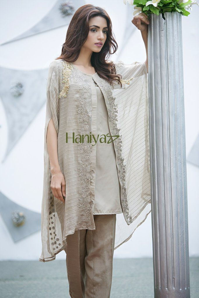Karachi latest fashion dresses 2018