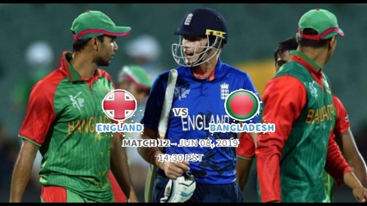 England Vs Bangladesh Highlights With Images Bangladesh England Cricket World Cup