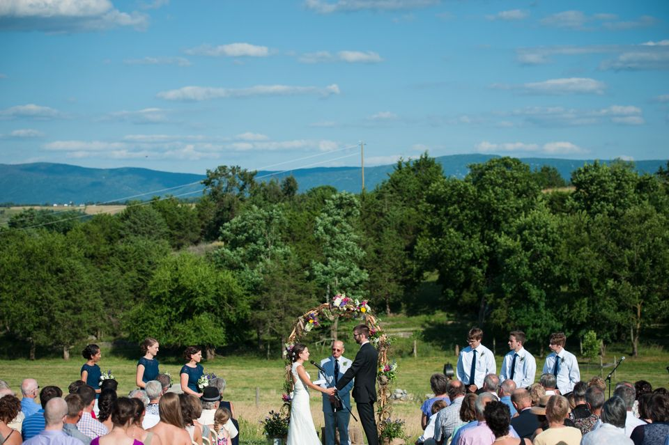 Jason + Elizabeth | Virginia weddings, Wedding, Barn wedding