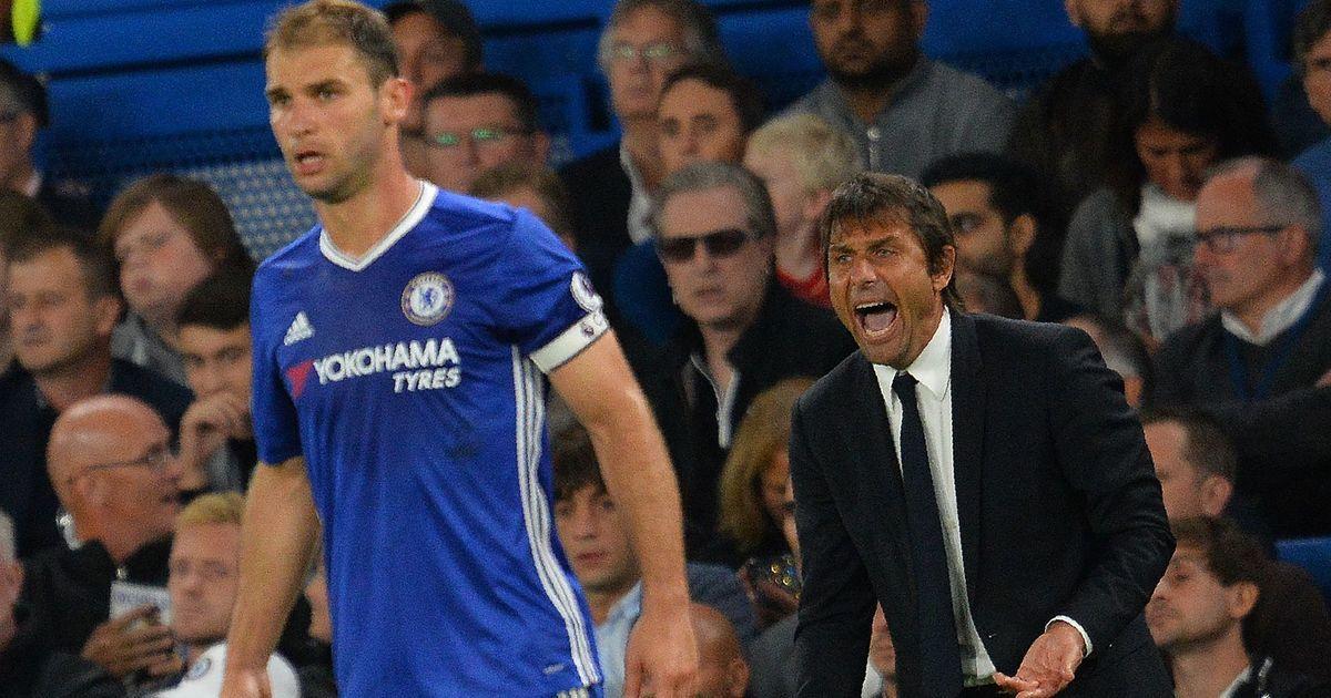 Chelsea's Branislav Ivanovic Emerges as Surprise January