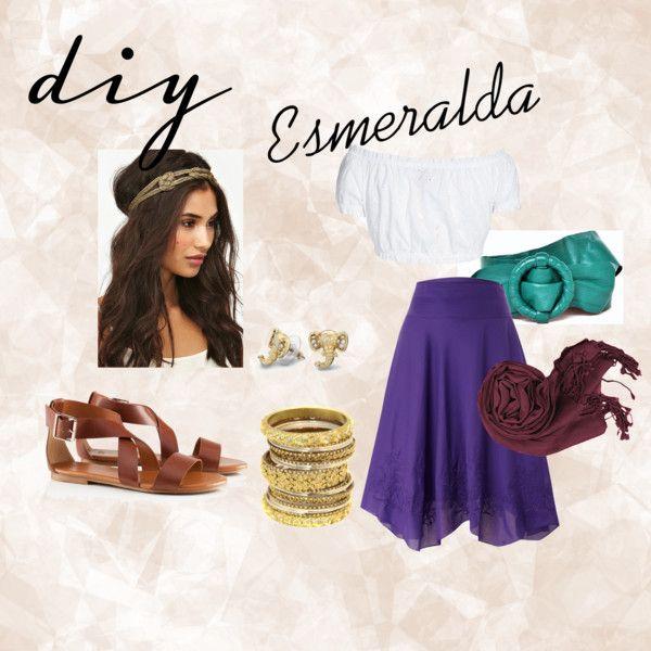 Pin on Ralph Lauren |Diy Esmeralda Costume