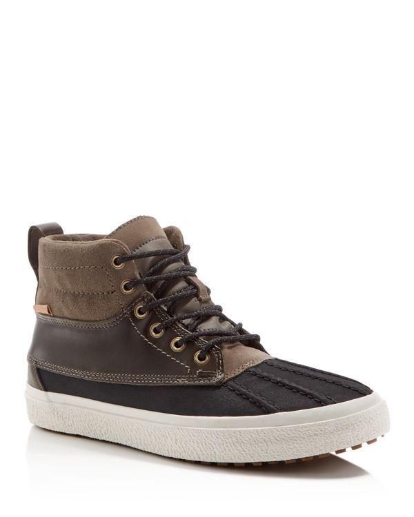 Vans Sk8-Hi Del Pato High Top Sneakers
