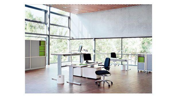Büroeinrichtung design  Bueromoebel #Bueroeinrichtung #Büromöbel #design #office #büro ...